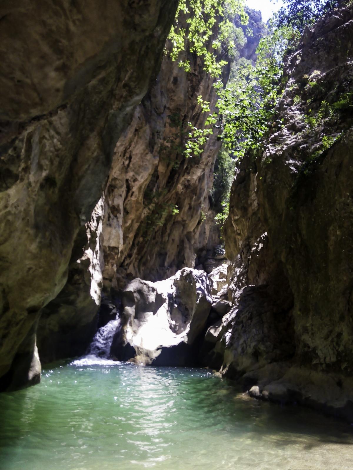 Patsos gorge, Crete