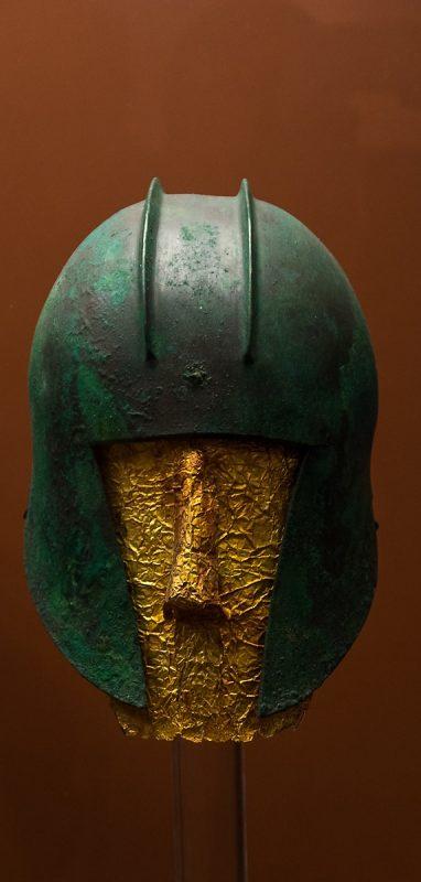 Bronze Ilirian Helmet