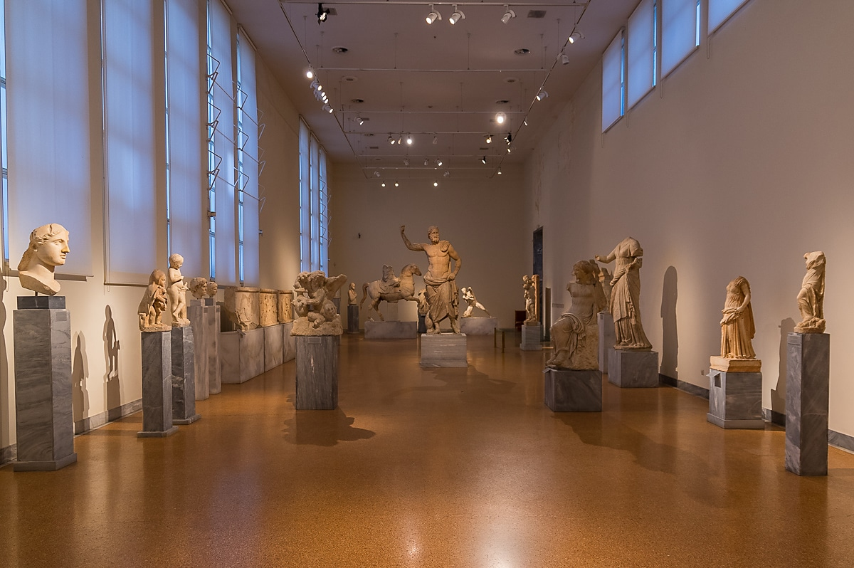 National Archaeological Museum gallery