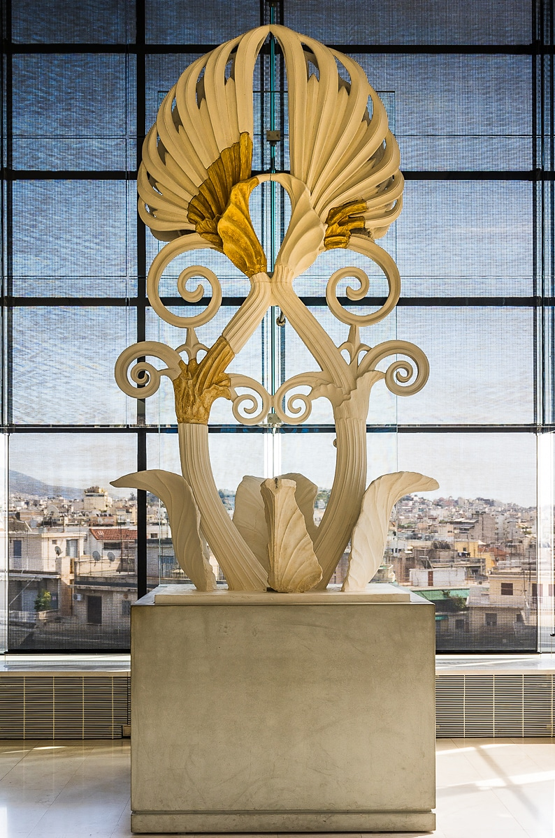 Acropolis Museum : Sanctuary of the Marbles
