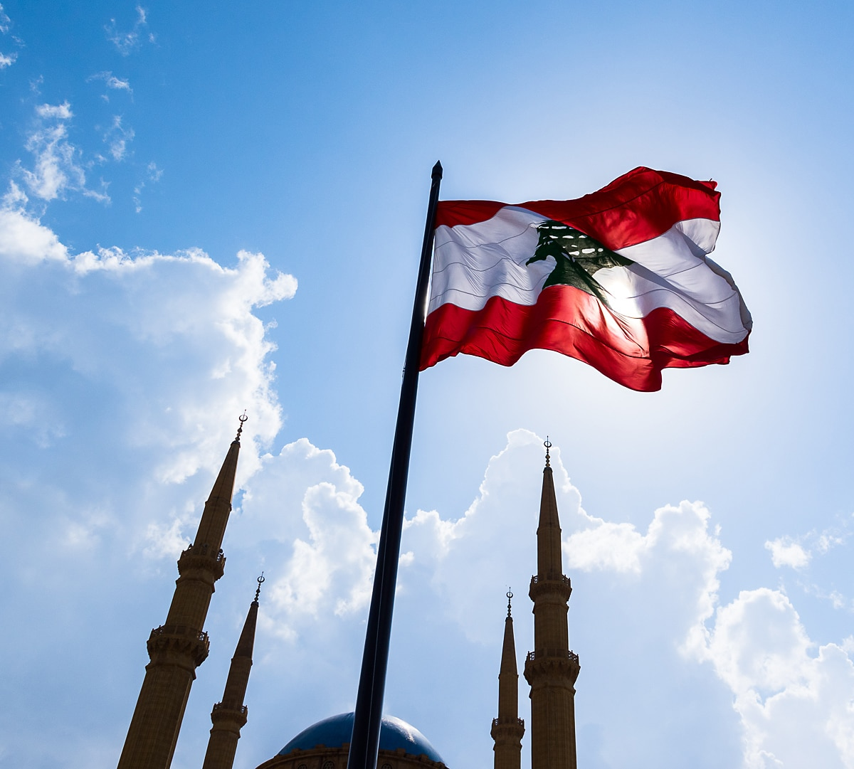 Beirut : At the Crossroads of East and West