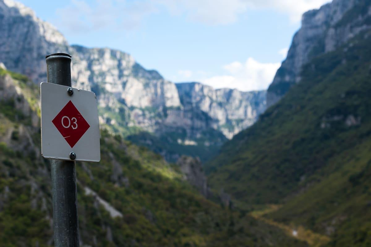 Zagori O3 trail