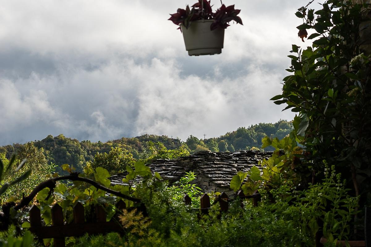 Zagori Hike Monodentri View