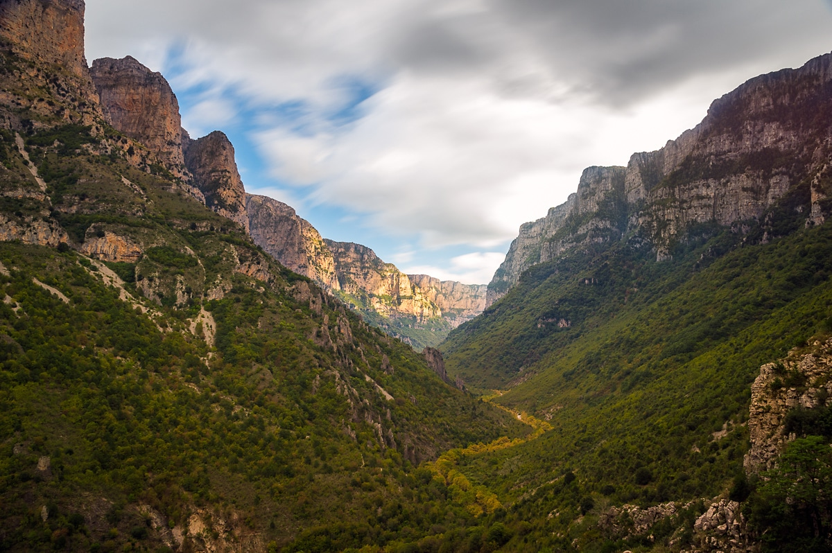 Vikos Gorge Hike featured image