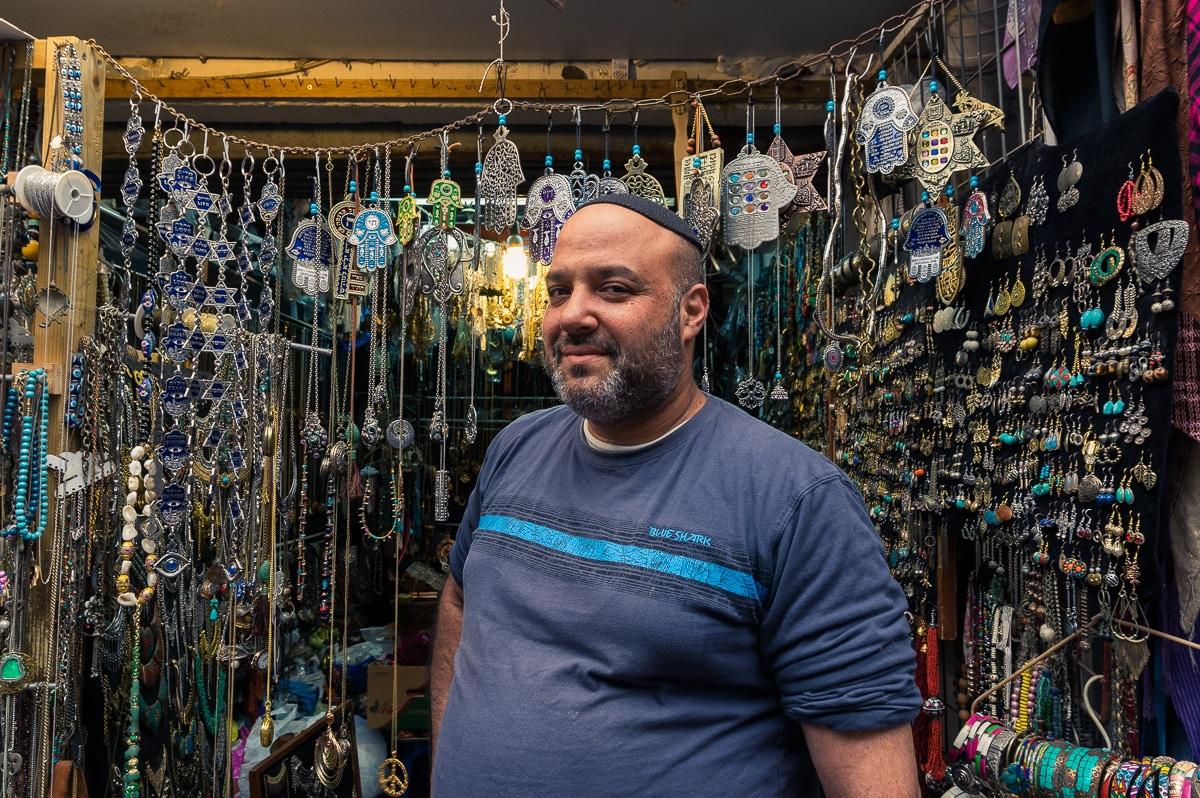 A day in Tel Aviv trader