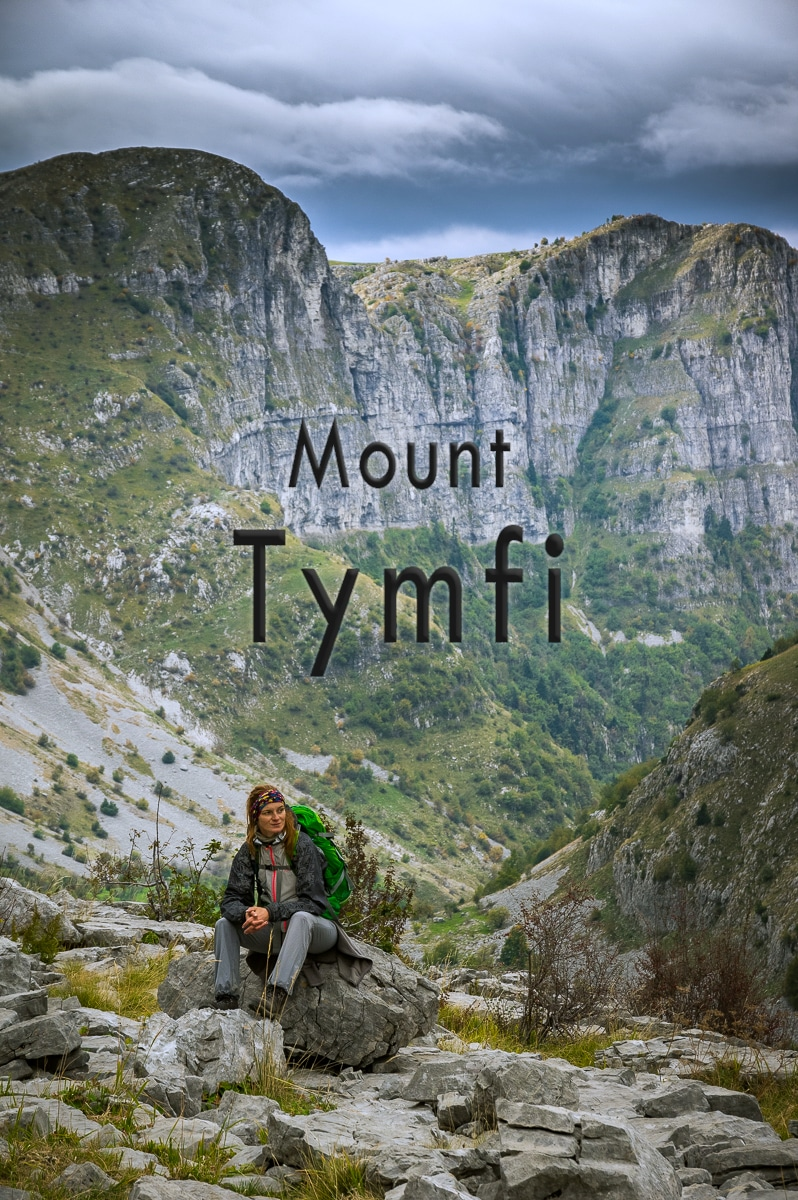 Mt. Tymfi : Hiking to Tsepelovo