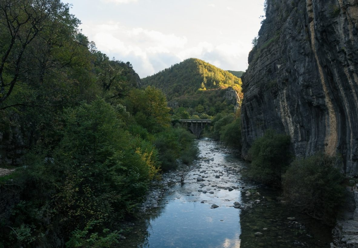 Vikos River
