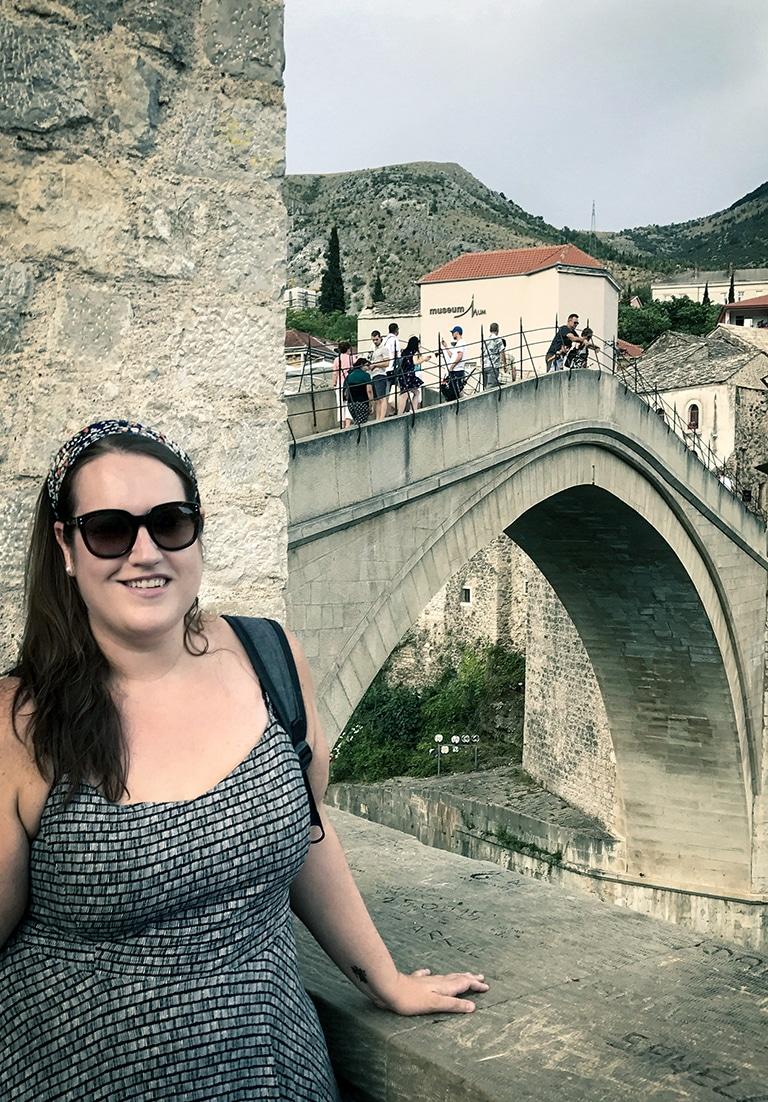 Stephanie Craig : A History Fangirl