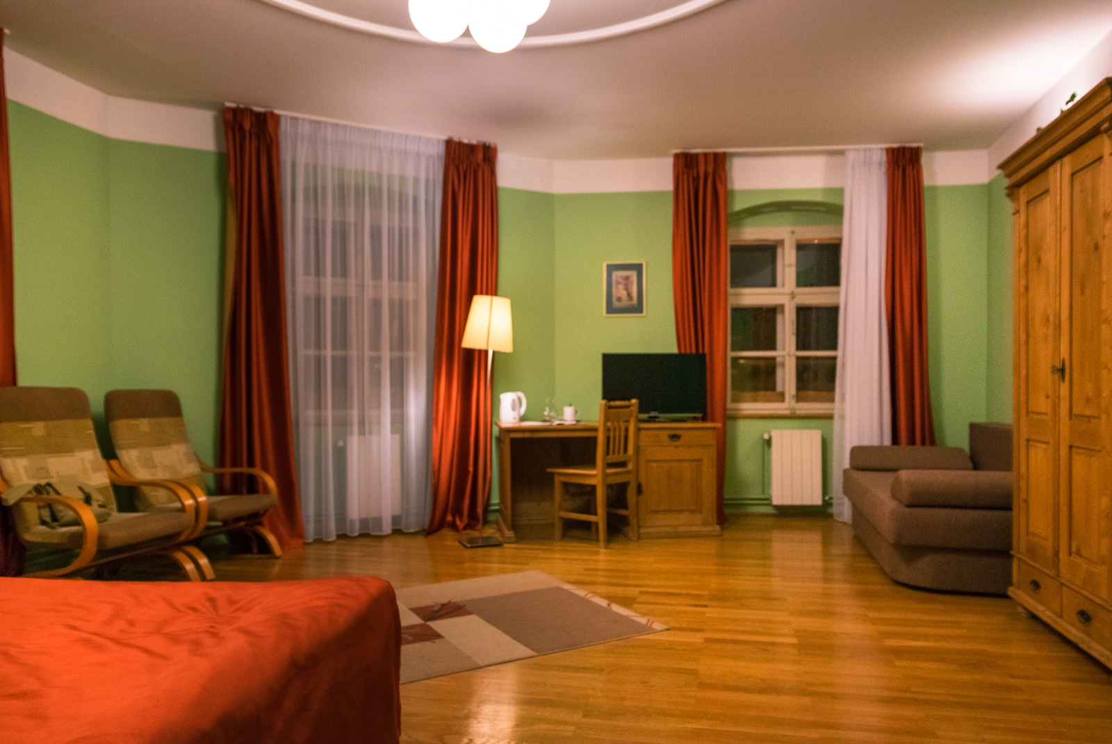 Hotel Casa Luxembourg Room