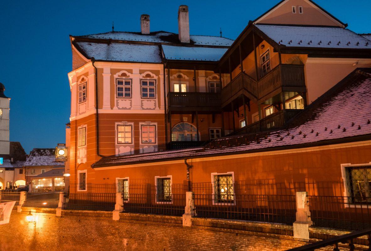 Casa Luxembourg Sibiu