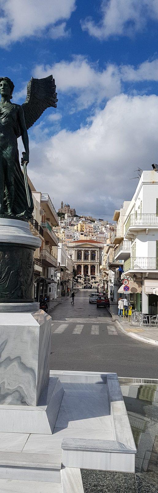 Syros Promenade
