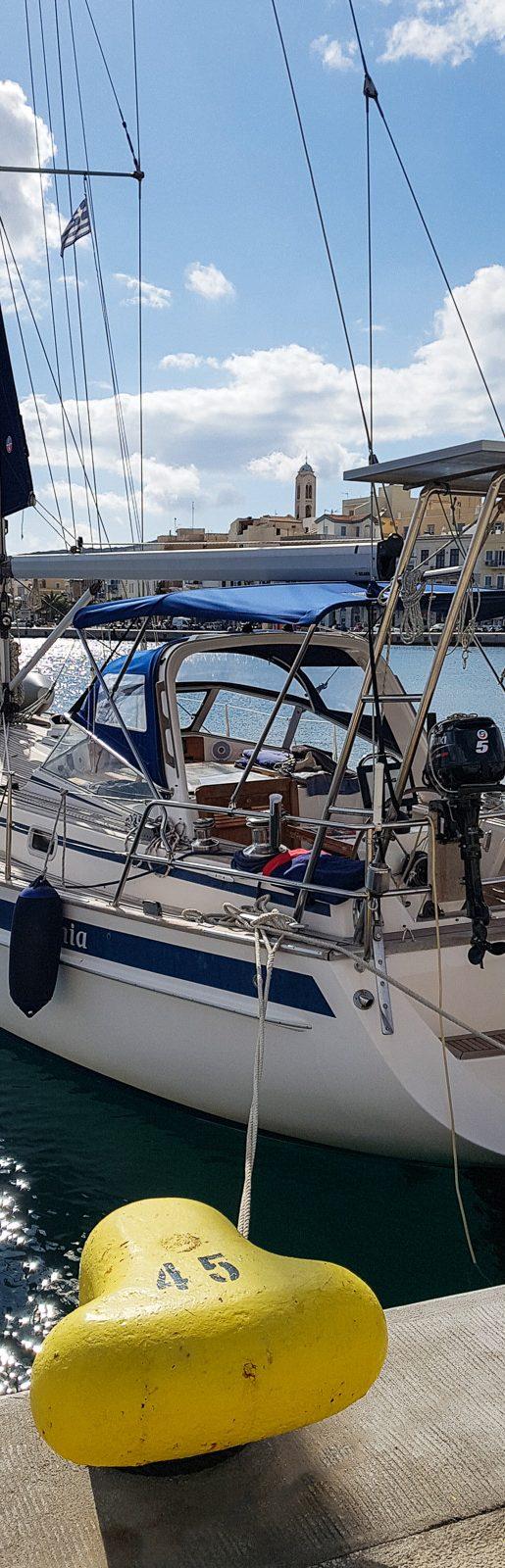 Syros Yacht