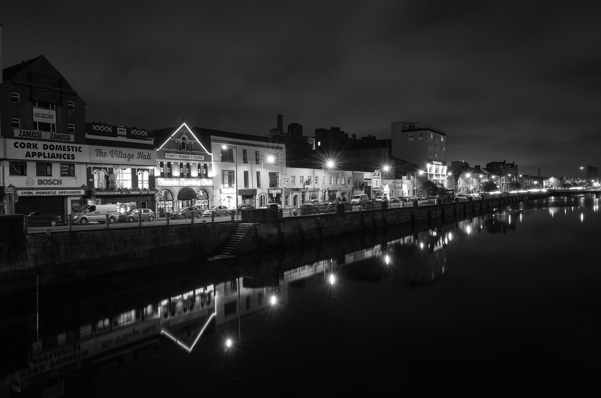 Urban Story : A Night in Cork