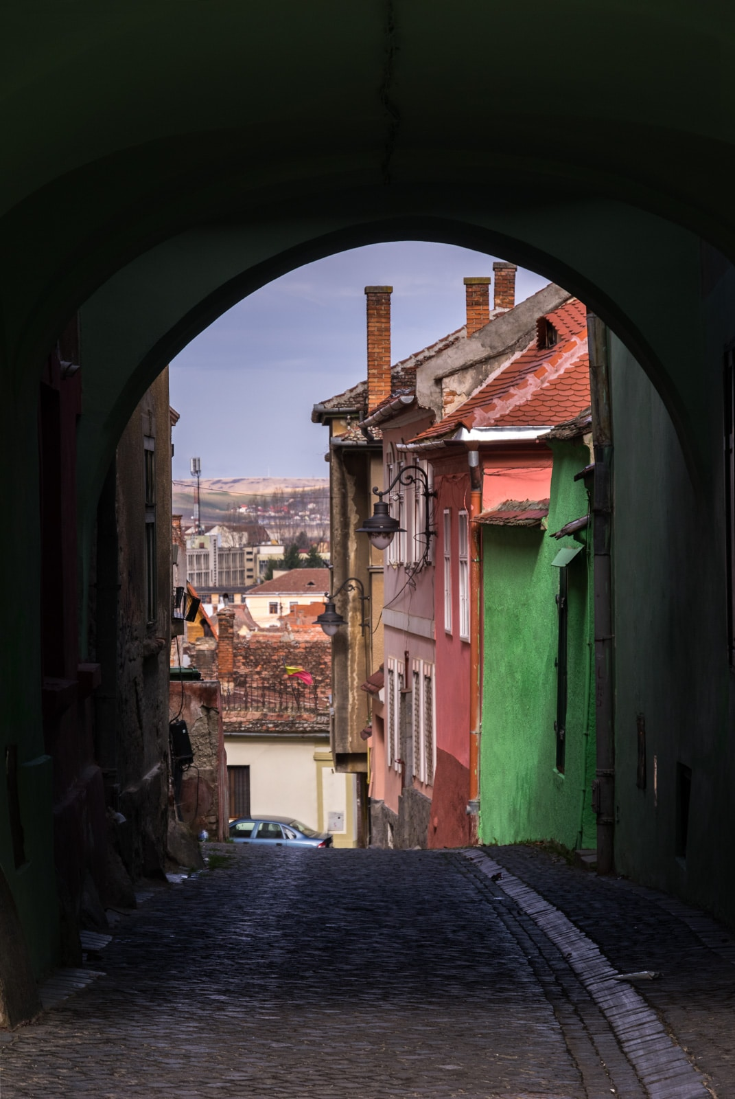 Sibiu is a city that concentrates the romanticism of a past era along with the mysticism of Transylvania. A jewel among all European medieval cities.