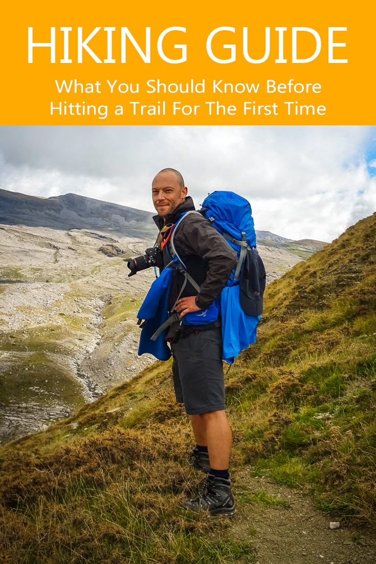 hiking guide pinterest image