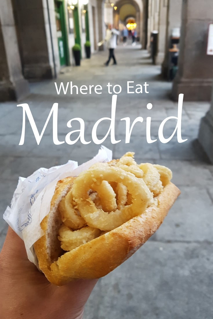 Madrid is a great culinary destination. Madrileños love good food and it shows in the quality and plethora of great places around the town.