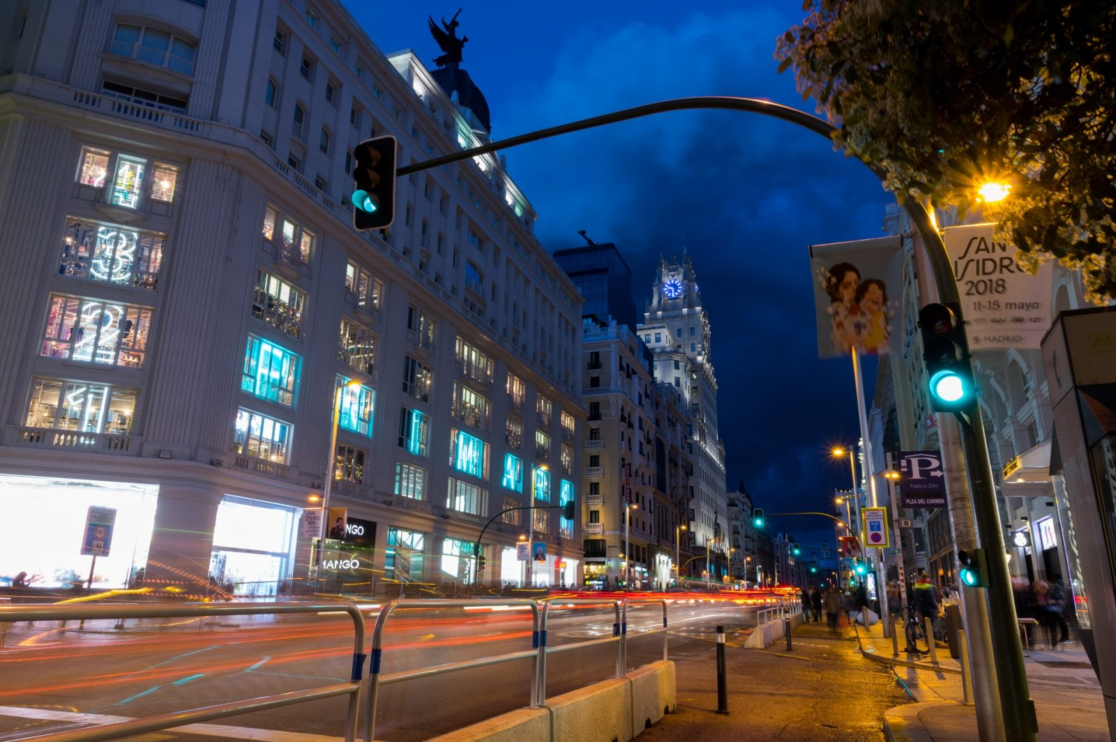 things to do in madrid gran via