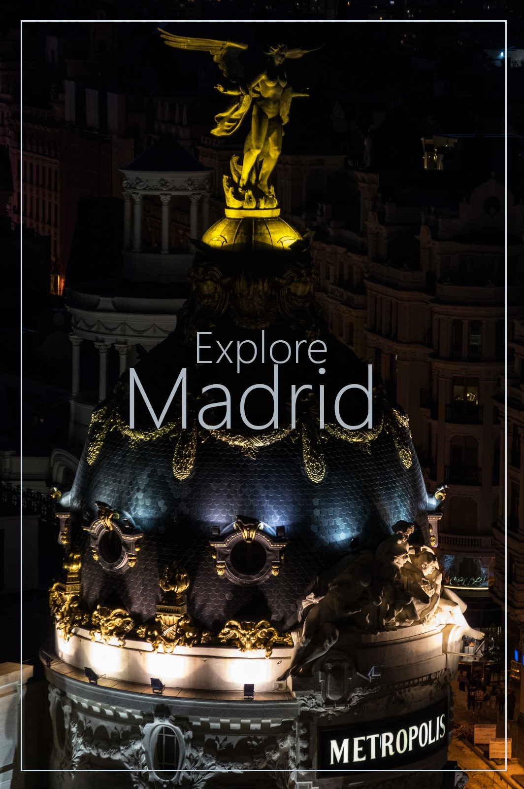 Beautiful and perhaps a bit underrated, Madrid is definitely a must-see European city. Rich in character, with beautiful architecture and turbulent history yet very approachable and hospitable.