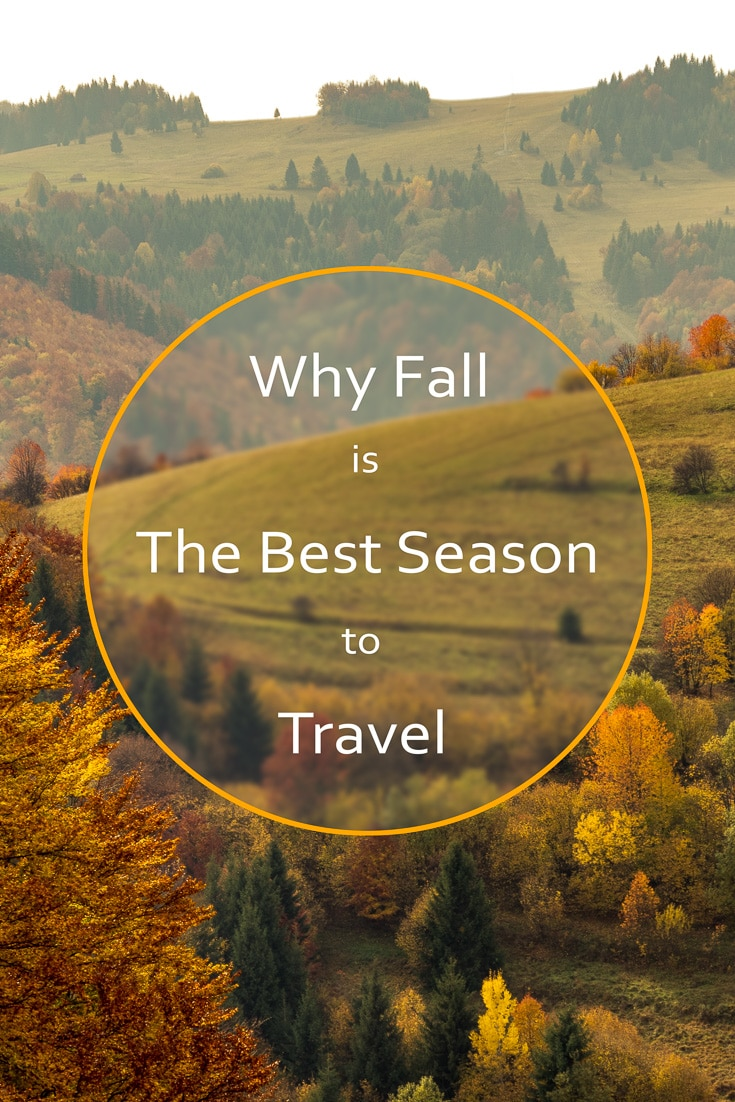 Fall is considered a low season by most travel destinations because of low traffic, but is it actually a bad time to travel? Definitely not and here\'s why.