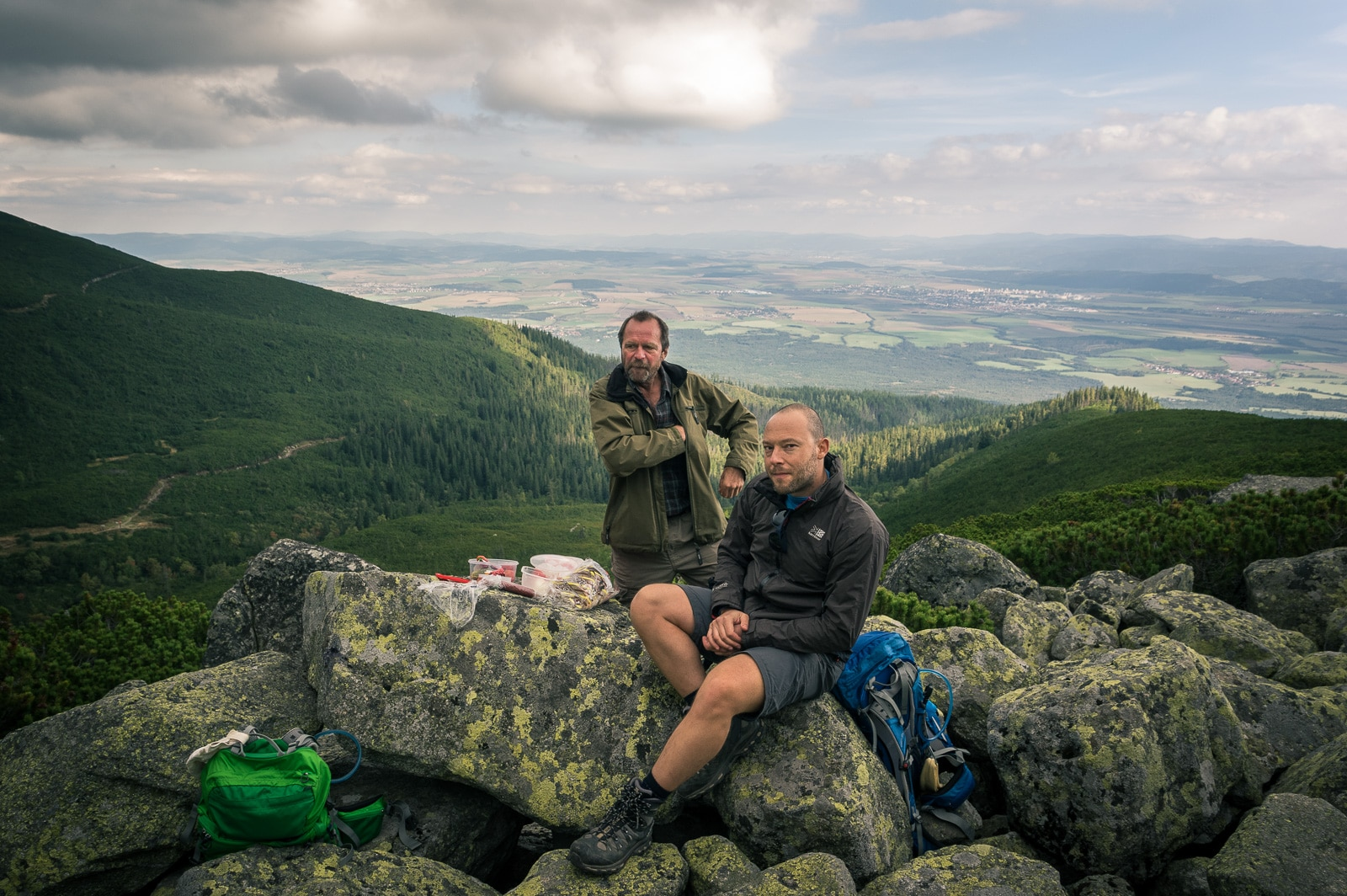 Adventure on High Tatras: A Two Day Hike