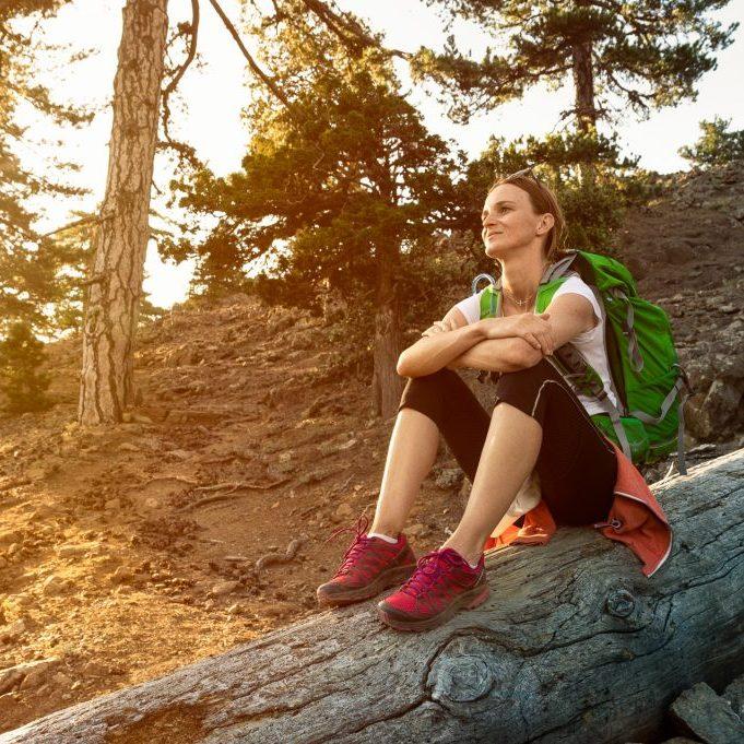 Hiking Cyprus Atalanti Trail on Troodos