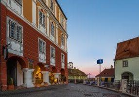 Hotel Casa Luxembourg Sibiu