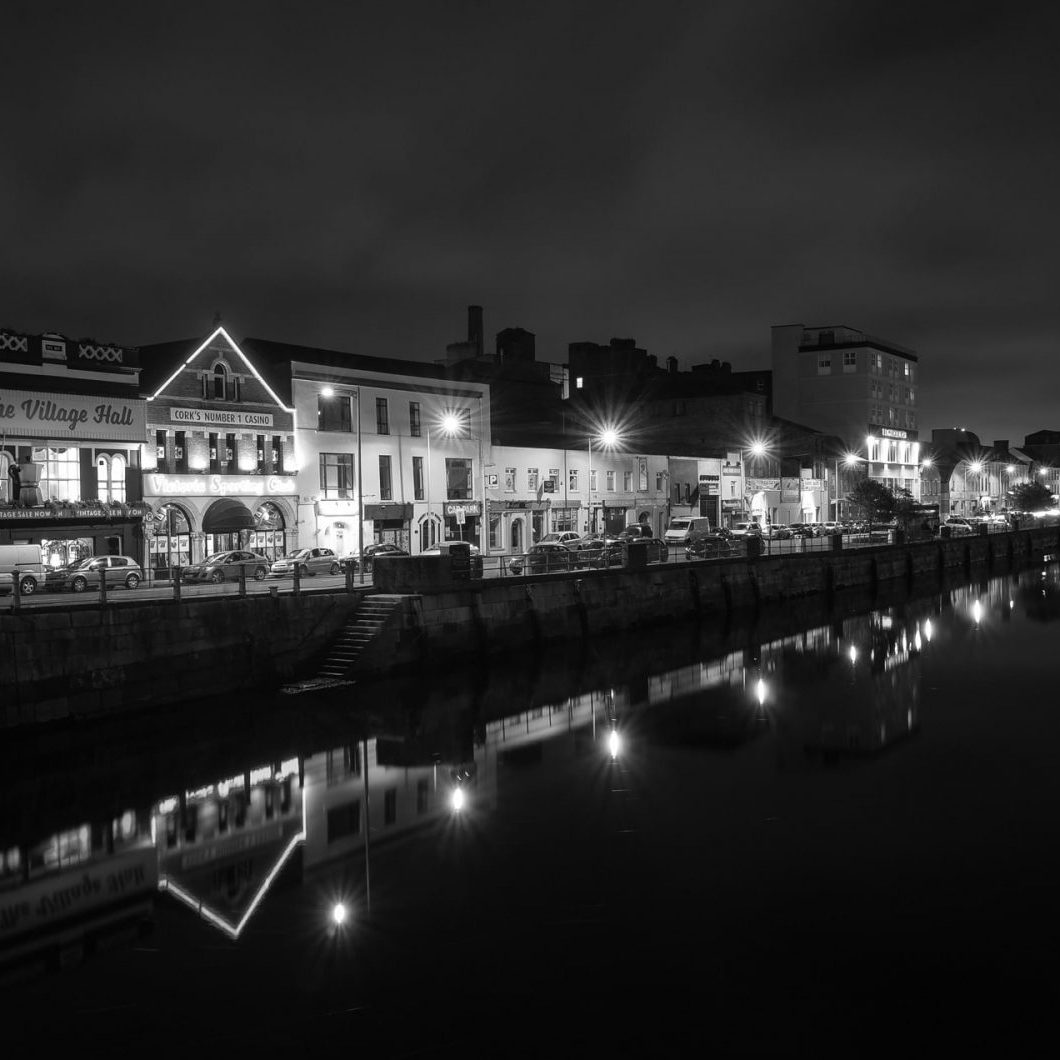 Urban Story : A Night in Cork Frontpage