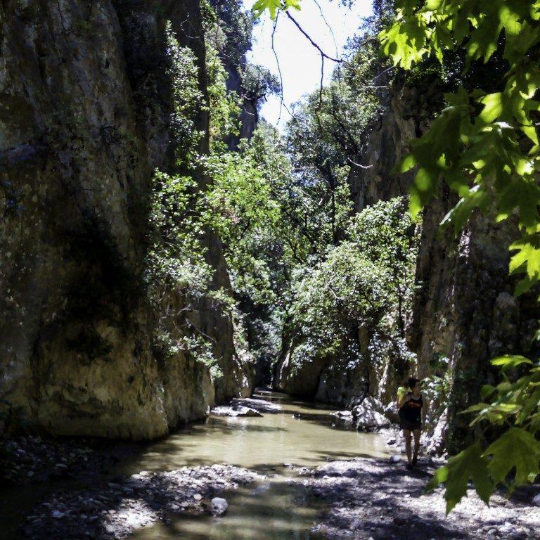 patsos gorge