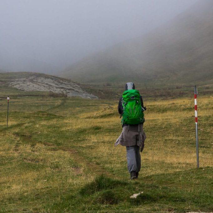 Mt Tymfi: hiking to Tsepelovo frontpage
